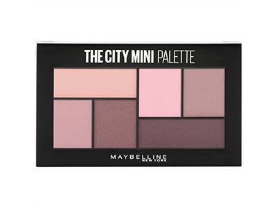 Maybelline The City Mini Eyeshadow Palette Makeup, Skyscape Dusk, 0.14 oz.
