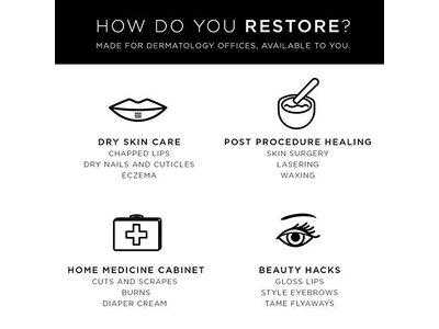Doctor Rogers Restore Healing Balm .5oz Tube - Image 6