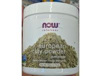 Now Foods European Clay Powder, 6 oz/170 g - Image 3