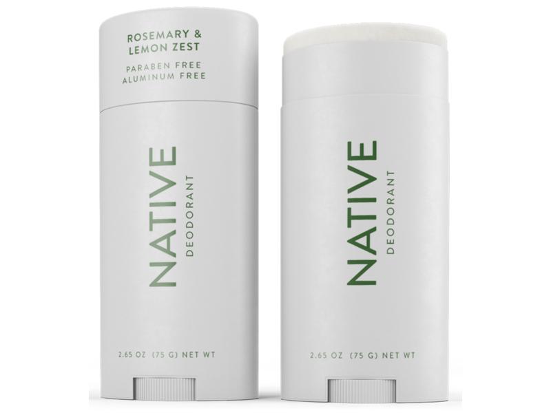 Native Deodorant, Rosemary & Lemon Zest