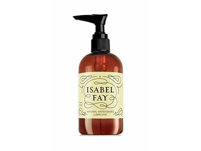 Isabel Fay Natural water Based Lubricant for Sensitive Skin