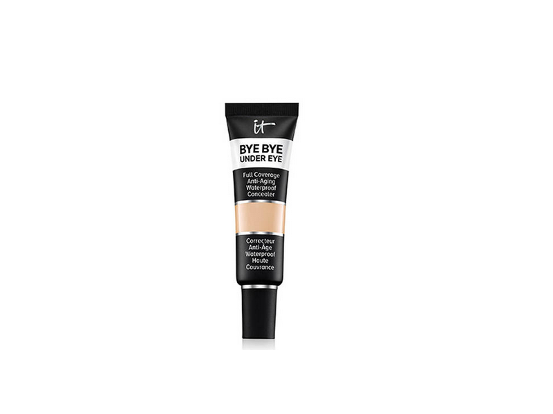 IT Cosmetics Bye Bye Under Eye Full Coverage Anti-Aging Waterproof Concealer,14.0 Light Tan, 0.40 fl oz