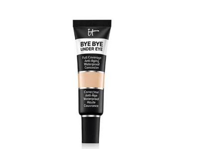 IT Cosmetics Bye Bye Under Eye Full Coverage Anti-Aging Waterproof Concealer,14.0 Light Tan, 0.40 fl oz