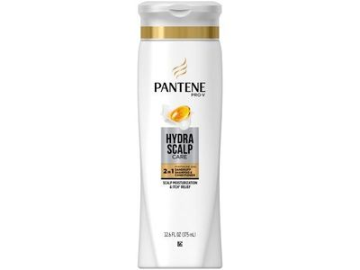 Pantene Pro-V Hydra Scalp Care 2-in-1 Dandruff Shampoo & Conditioner, 12.6 fl oz