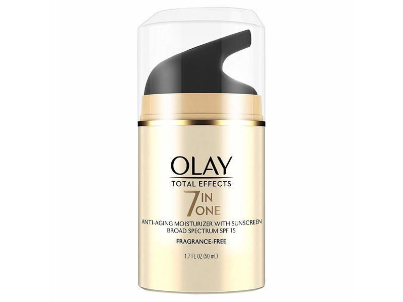 Olay Total Effects Face Moisturizer SPF 15, Fragrance-Free