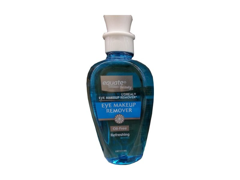 Equate Eye Makeup Remover 4oz Ingredients And Reviews