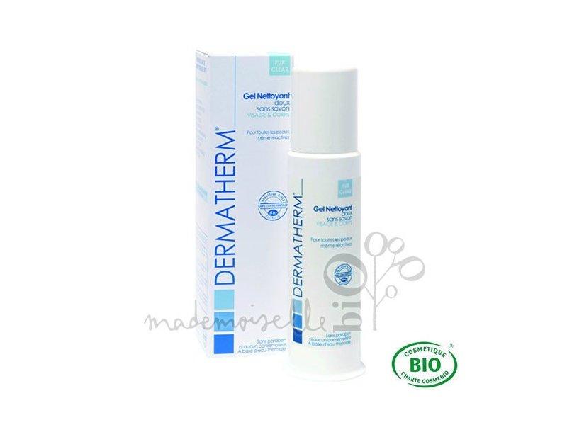 Dermatherm Purclear Soap-Free Gentle Cleansing Gel, 150ml