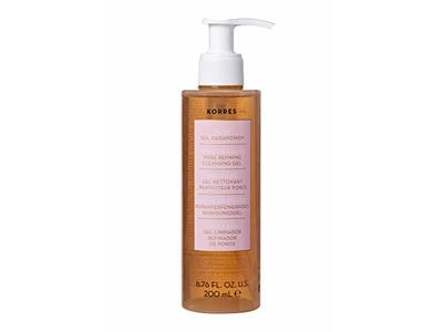 KORRES Pomegranate Pore Refining Cleansing Gel, 200ml
