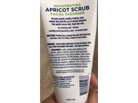 Exchange Select Invigorating Apricot Scrub Facial Cleanser Scrub, 6 oz - Image 3