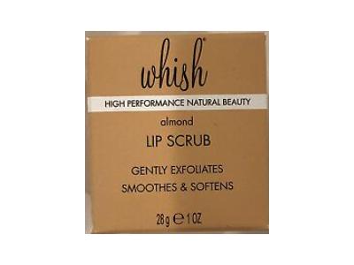 Whish Almond Lip Scrub, 28 g