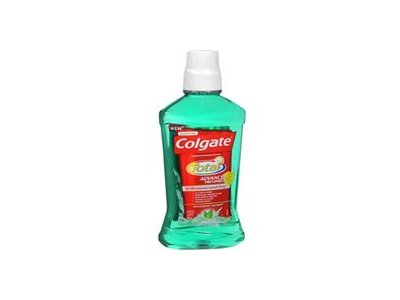 Colgate Total Advanced Pro-Shield Mouthwash, Spearmint Surge 16.9 Ounce (Pack of 2)