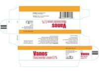 Vanos Cream 0.1% (RX),60 Grams, Medicis - Image 2