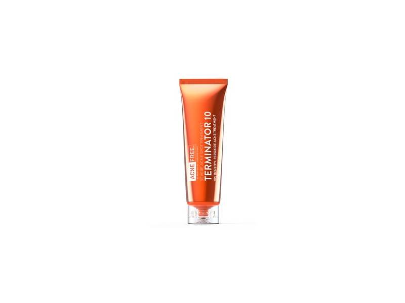AcneFree Terminator 10 Acne Spot Treatment with Benzoyl Peroxide