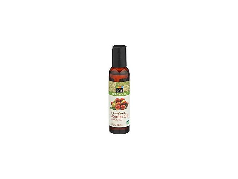 365 Everyday Value Organic Jojoba Oil, 4 oz