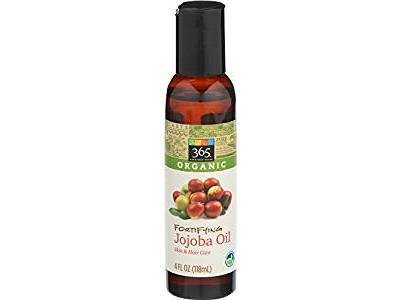 365 Everyday Value Organic Jojoba Oil, 4 oz - Image 1