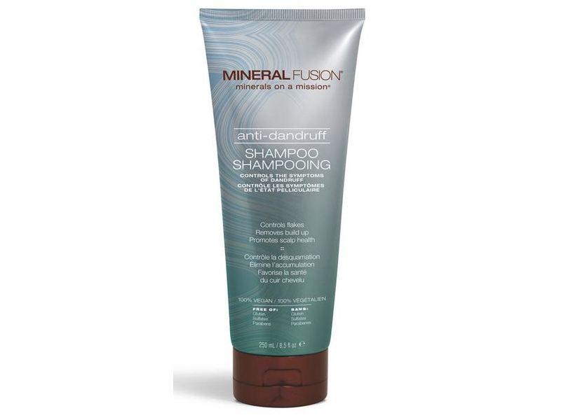 Mineral Fusion Anti-Dandruff Shampoo, 8.5 fl oz