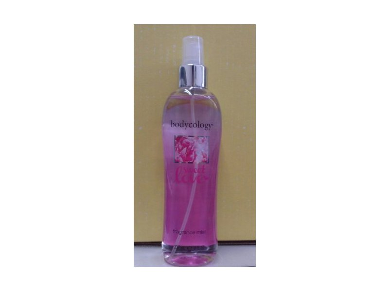 Bodycology Sweet Love Fragrance Mist, Sweet Love, 8 fl oz