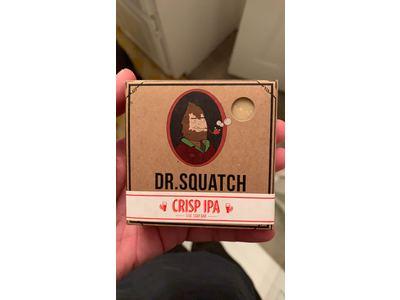 Dr. Squatch Crisp IPA Men's Bar Soap, 5 oz - Image 3