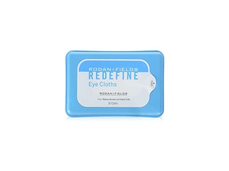 Rodan + FIelds Redefining Eye Cloths, 30 count