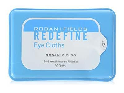 Rodan + FIelds Redefining Eye Cloths, 30 count