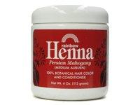Rainbow Research Henna Hair Color and Conditioner Persian Mahogany Medium Auburn, 4 Ounce - Image 2