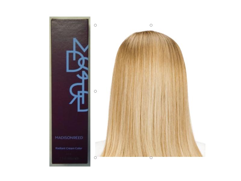 Madison Reed Radiant Cream Color, Nocera Blonde - 9N