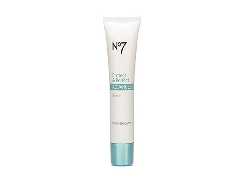 Boots No7 Protect & Perfect Advanced Anti Aging Serum Tube
