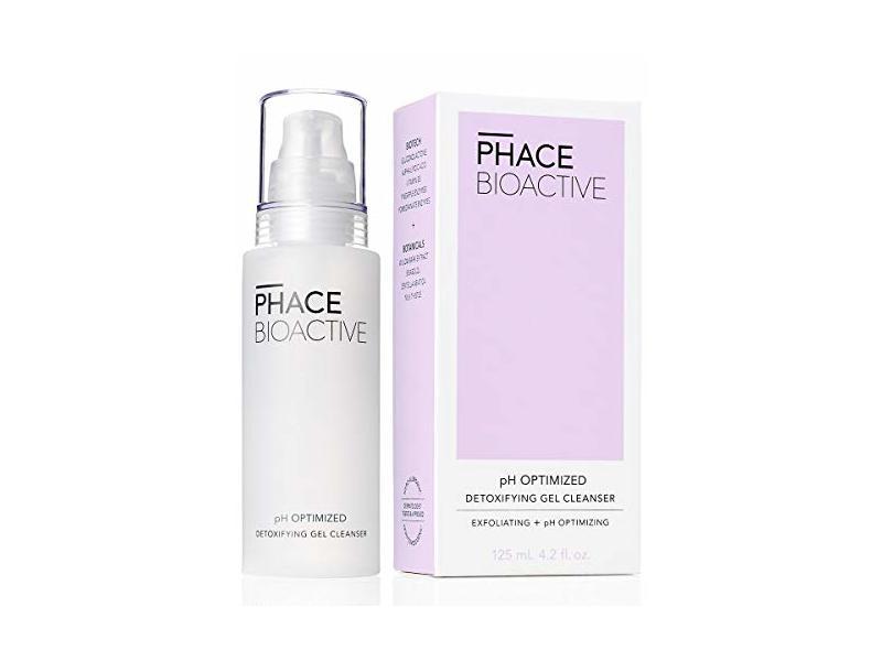 Phace Bioactive Detoxifying Gel Cleanser, 4.2 fl. oz