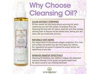 Era Organics Facial Cleansing Oil & Makeup Remover, 5 oz - Image 11