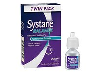 Systane Balance Lubricant Eye Drops, Twin Pack, 10-mL Each - Image 2