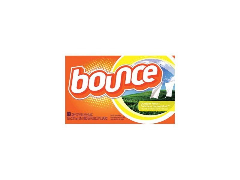 Bounce fabric softener ingredients