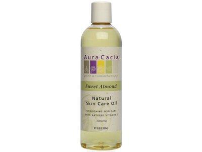 Aura Cacia Oil Skincare Sweet Almond, 16 fl oz