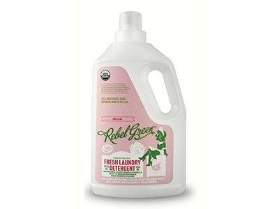 Rebel Green Fresh Laundry Detergent, Pink Lilac, 64 Loads, 64 fl oz