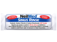 NeilMed Sinus Rinse Premixed Packets, 250 ct - Image 5