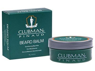 Clubman Beard Balm, 2 Ounce