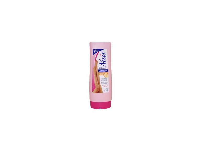 Nair Hair Remover Lotion, Cocoa Butter And Vitamin E, 9 oz