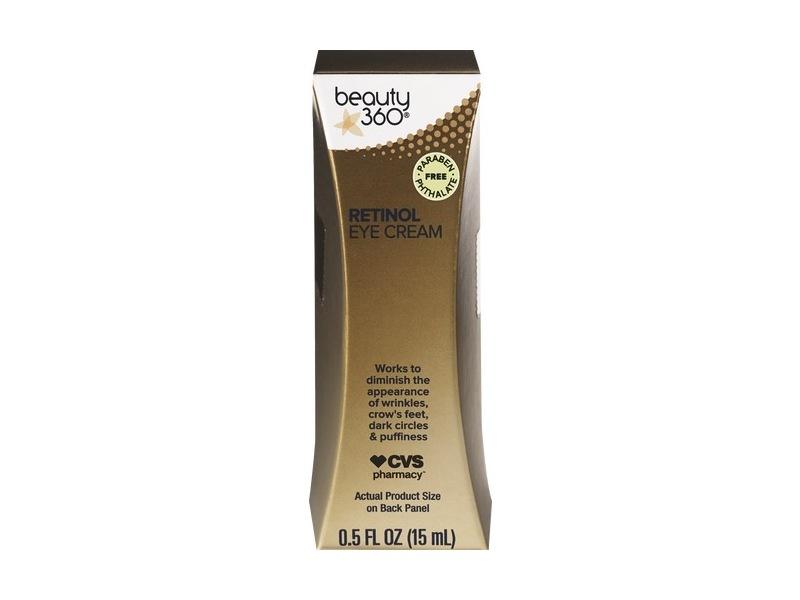 Beauty 360 Retinol Eye Cream