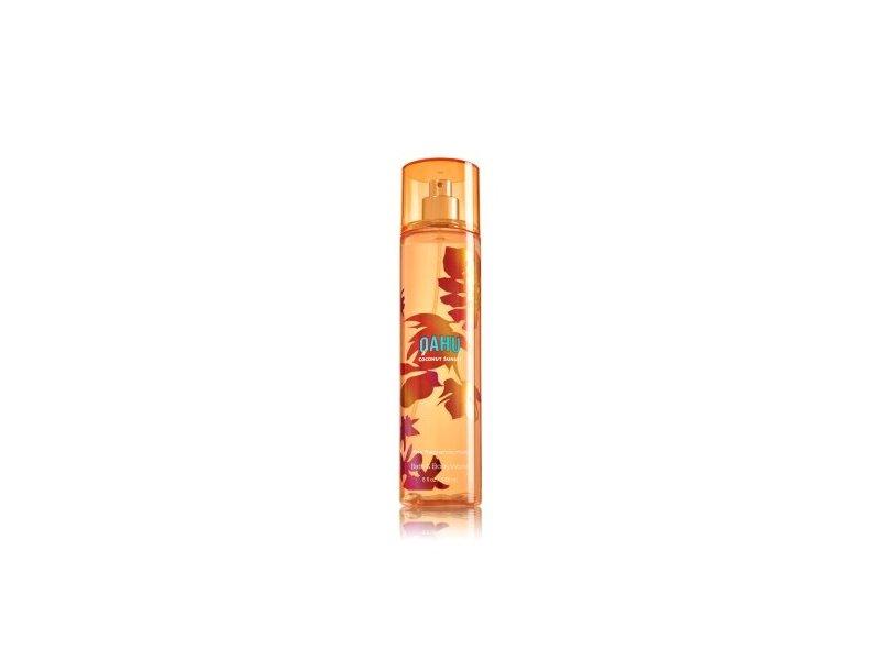 Bath and Body Works Oahu Coconut Sunset Fine Fragrance Mist, 8 Ounce