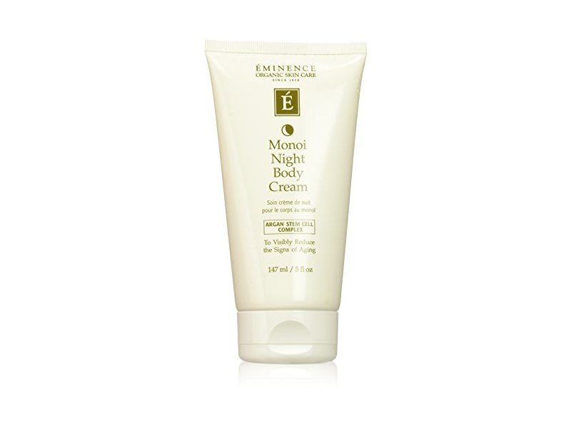 Eminence Monoi Age Corrective Night Body Cream, 5 Ounce
