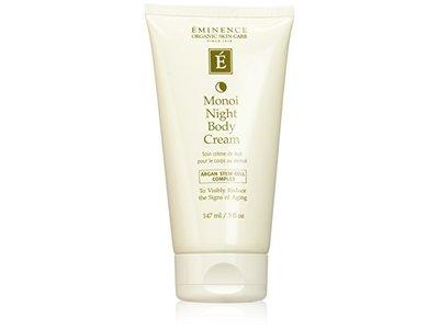 Eminence Monoi Night Body Cream, 5 fl oz/147 mL