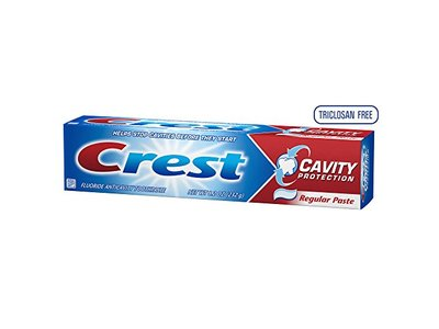 Crest Cavity Protection Toothpaste, Regular, 8.2 oz., 6 Count - Image 8