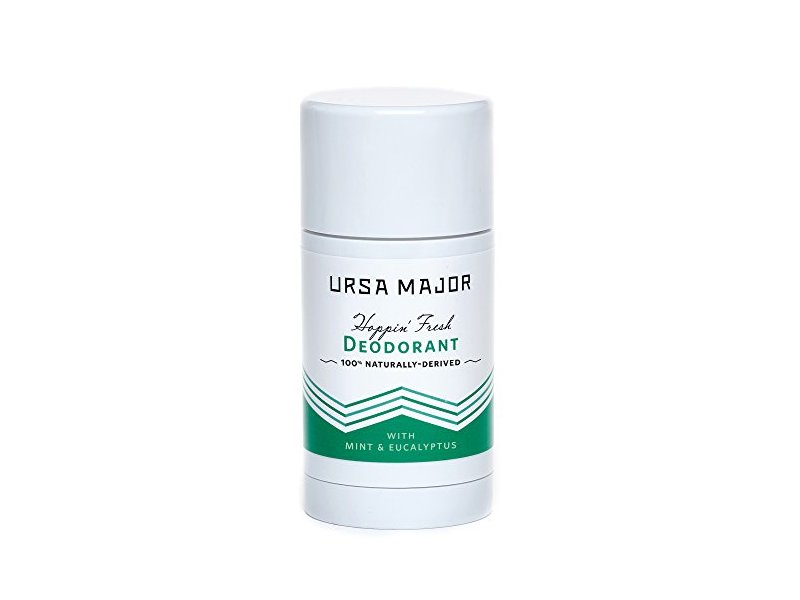 Ursa Major Hoppin' Fresh Deodorant, Peppermint, Eucalyptus & Rosemary (2.6 oz)