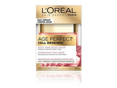 L'Oreal Paris Age Perfect Cell Renewal Rosy Tone Moisturizer, 1.7 oz - Image 3