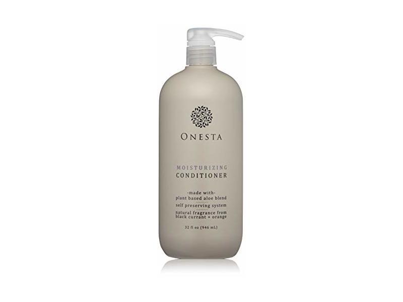 Onesta Hair Care Hair Natural Moisturizing Conditioner 32 oz, with Aloe, Avocado Butter, Hemp Seed Oil