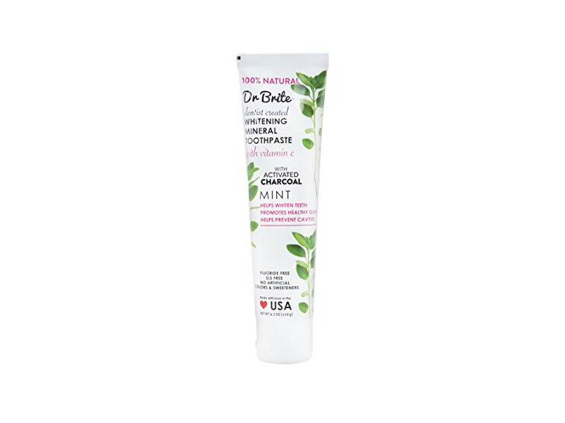 Dr. Brite Whitening Mineral Toothpaste, Mint