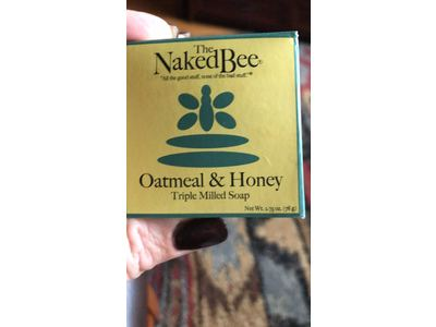 The Naked Bee Orange Blossom Honey Triple Milled Soap, 2.75 Ounce - Image 5