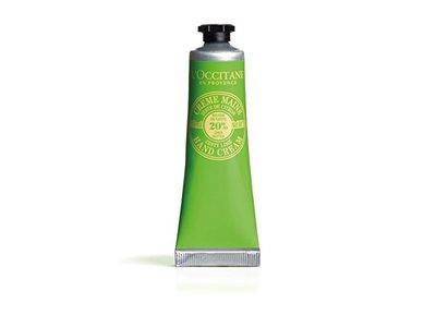 L'Occitane Shea Butter Hand Cream, Zesty Lime, 1 oz