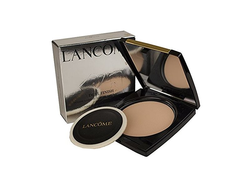 Lancome Dual Finish Multi-Tasking Powder & Foundation In One, # 100 (C) Porcelain Delicate, 0.67 oz