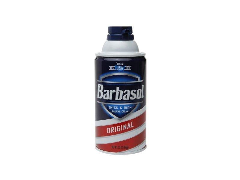 Barbasol Shaving Cream, Original, 11 oz
