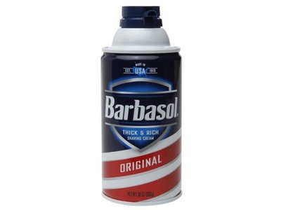 Barbasol Shaving Cream, Original, 11 oz - Image 1